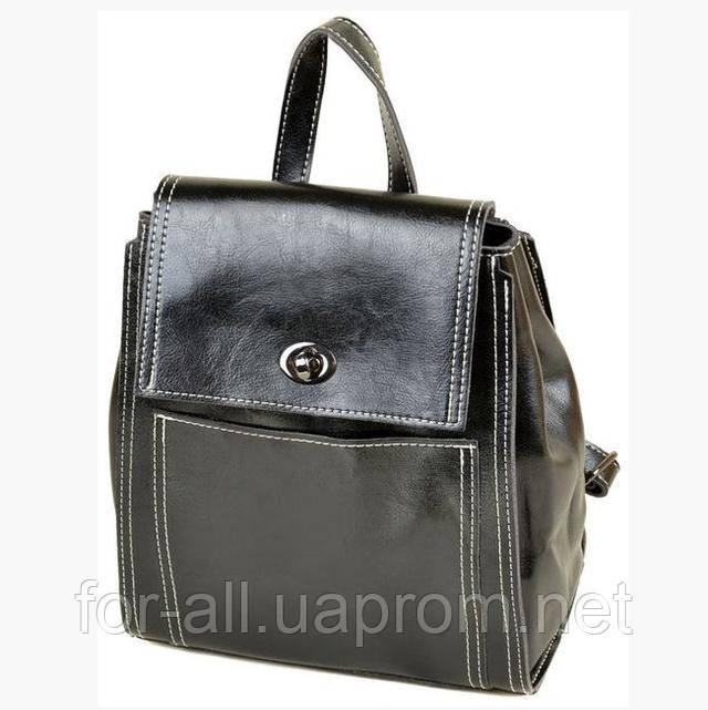Фото Сумки рюкзака женской черной Alex Rai 7-01 53862 black