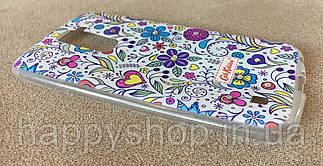 Силиконовый чехол Cath Kidston для LG K10/K430DS (Dreams), фото 3