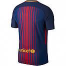 Игровая футболка Барселона (домашняя ААА качество), сезон 2017/18, фото 2