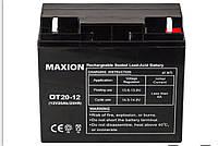 АКБ Maxion  12-20 (12V20Ah/20HR)