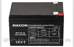 АКБ OT MAXION OUTDO 12-12 (12V12Ah/20HR)