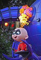 Картина GeekLand Суперсемейка Incredibles 40х60см 03.02
