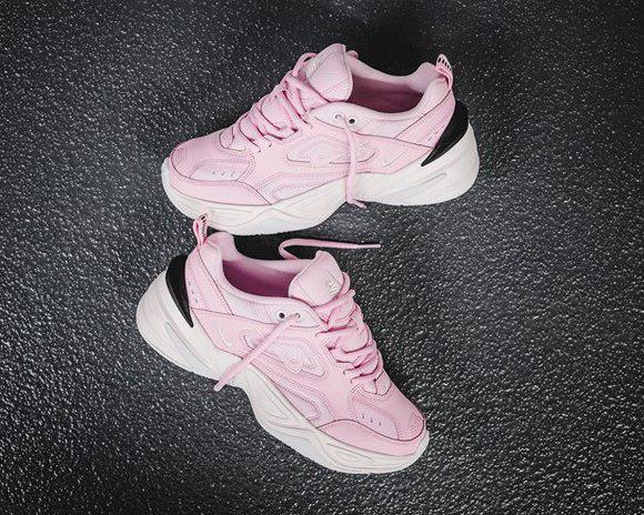 5937415f6a55 ... Женские кроссовки WMNS Nike M2K Tekno Pink Foam AO3108-600 (в стиле  Найк) ...