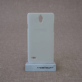 Накладка Nillkin Super Frosted Shield Huawei G700 white EAN/UPC: 6956473263173