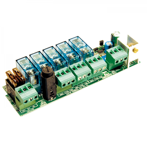 Плата подключения аккумуляторов CAME LBD2 для привода BX-246