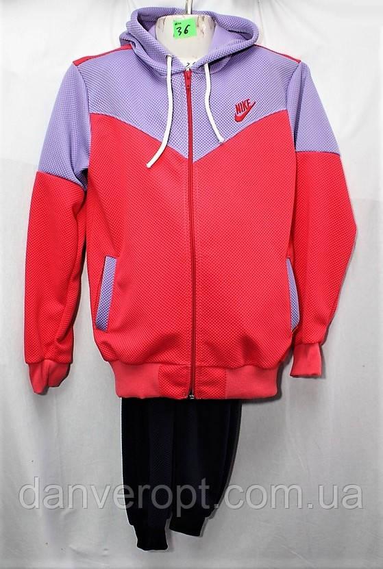 97c05d0a Спортивный костюм детский модный NIKE на девочку 8-13 лет купить оптом со  склада 7км