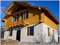 Строим частные дома с оттделкой и баней в Днепре