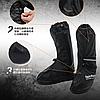 Защитные мото бахилы под мотоботы мото обувь, фото 5