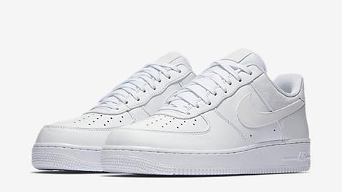Кроссовки Air Force 1 White Оригинал Nike мужские Найк Аир Форс белые a57025cab9e