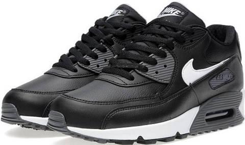 Кроссовки мужские Nike Air Max 90 Premium Leather оригинал   Найк Аир Макс  90 премиум мужские c5a8bcfc374