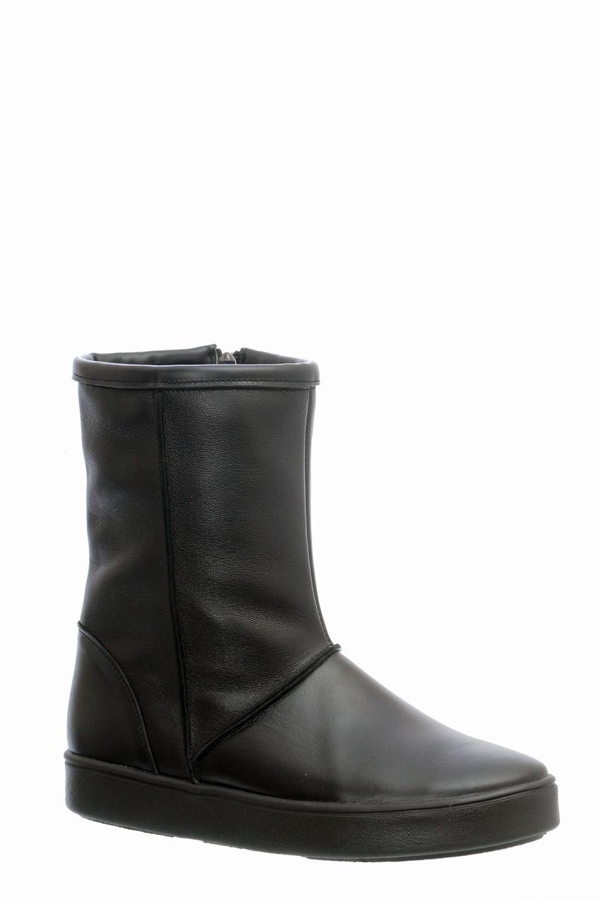 67700520 Женские кожаные замшевые ботинки полуботинки полусапоги сапоги угги TIFFANY  на низком каблуке платформе