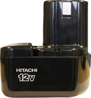 Ремонт аккумулятора Hitachi 12V
