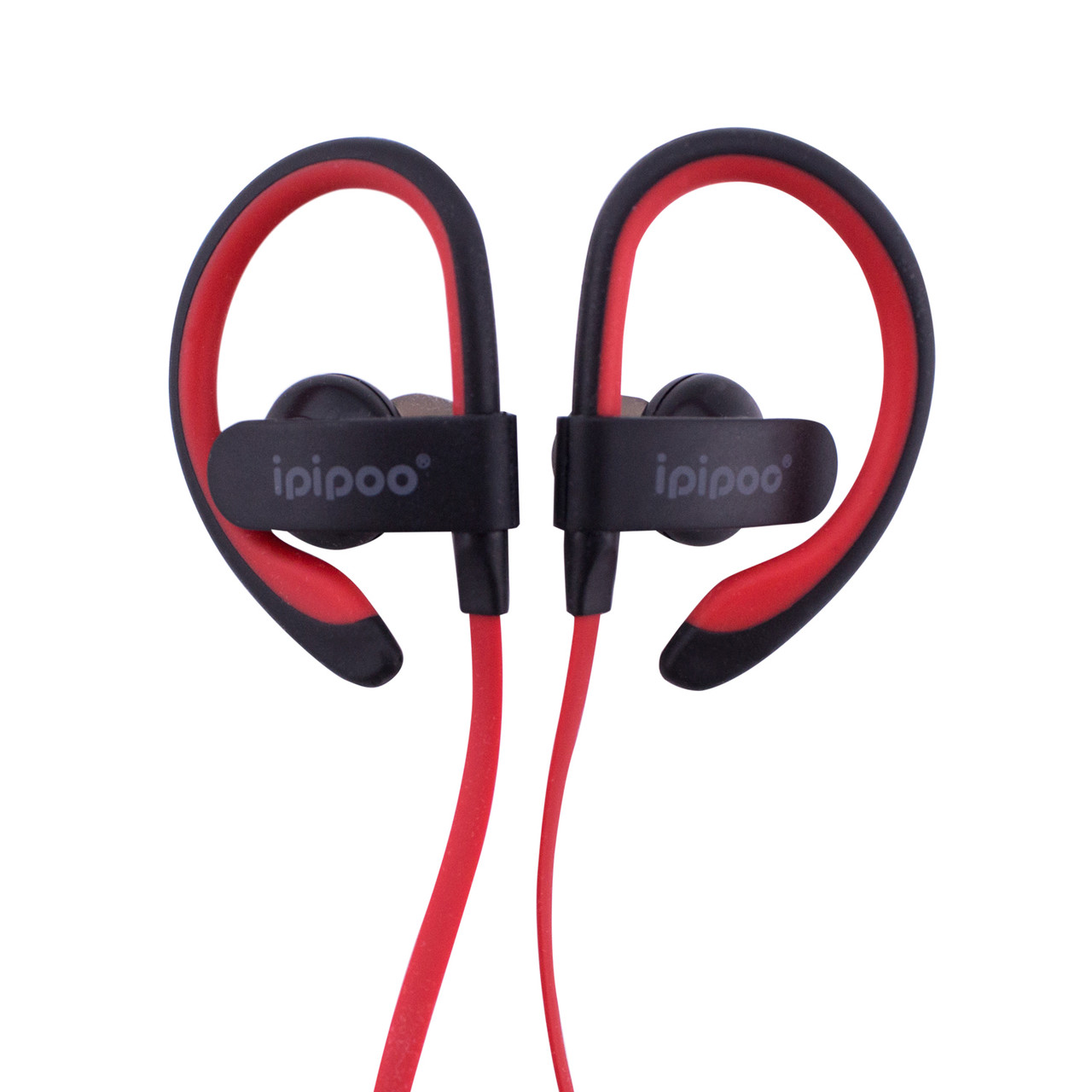 Беспроводные наушники Bluetooth  Ipipoo IL98BL с микрофоном и заушинам