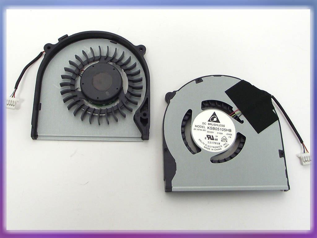 Вентилятор (кулер) SONY VAIO SVT13, SVT13-124CXS, SVT131A11T (KSB05105