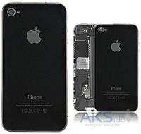 Задняя крышка Apple iPhone 4S|Оригинал|Черный
