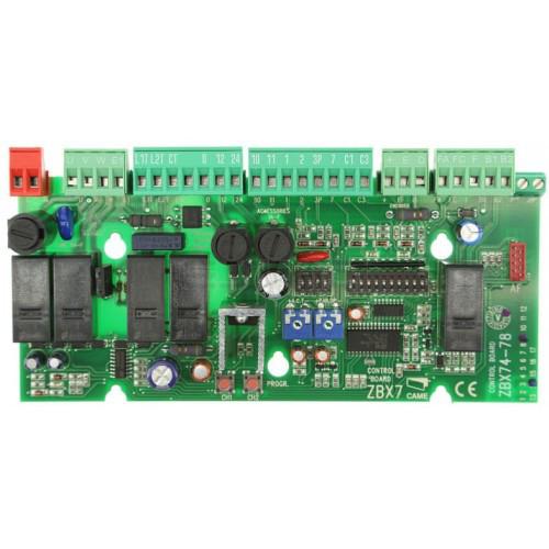 Панель управления Came ZBX74