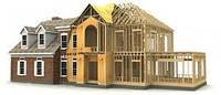 Строим быстровозводимые дачные домики  в Днепре