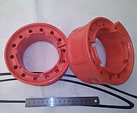 Проставки межвитковые (аналог автобаферам) эластичные (размер B 5,5см)