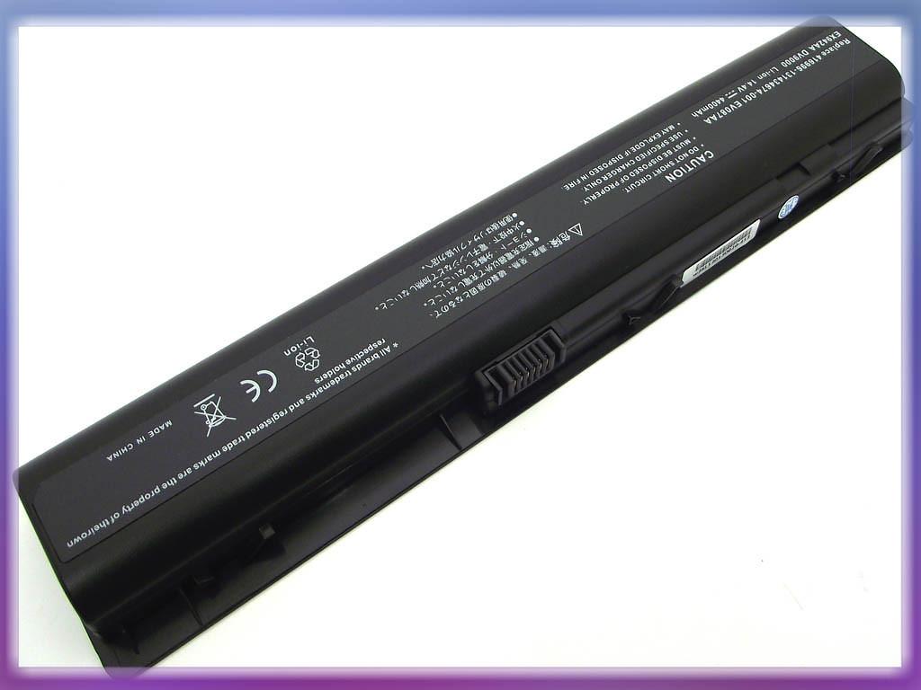 Батарея HP (HSTNN-IB34) Pavilion dv9500 Series (14.8V 4400mAh 8cell).