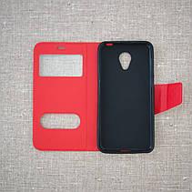 Чехол Book Cover Meizu M2 mini red, фото 3