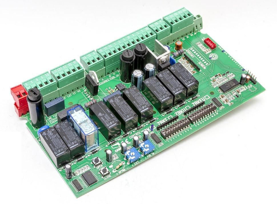 Панель управления Came ZBK для приводов серии ВК