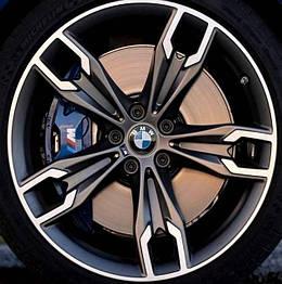 Диски и шины на BMW