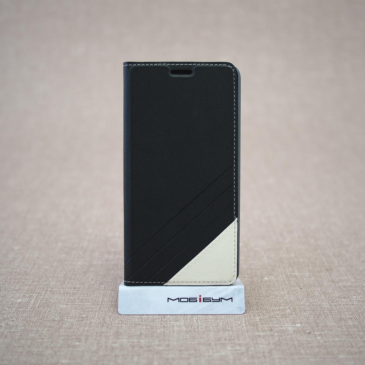 Чехлы для Meizu Book-case M1 Note black Для телефона Черный