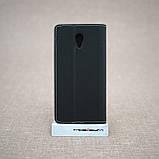 Чехол Book-case Meizu M1 Note black, фото 3