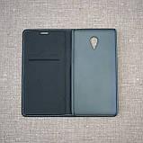 Чехол Book-case Meizu M1 Note black, фото 5