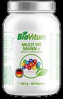 Мужской комплекс витаминов и минералов BioVitum 60 caps