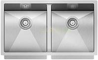 Кухонная мойка из нержавейки AquaSanita ENNA ENN200L