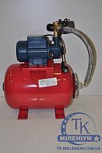 Pedrollo гидрофор бак 24л (35литров в 1минуту 370 Вт,напор 35 метров) PKM60