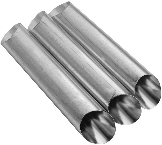 Трубочки для выпечки 130*60мм(наб=3шт)