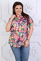 0c532b7e919e Женские блузки большого размера в Украине. Сравнить цены, купить ...