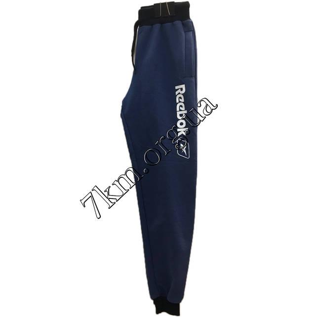 """Спортивные штаны для мальчиков реплика """"Reebok"""" 7-13 лет Оптом 210705"""
