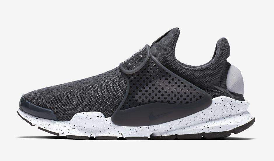 Мужские кроссовки Nike Sock Dart Wolf Grey