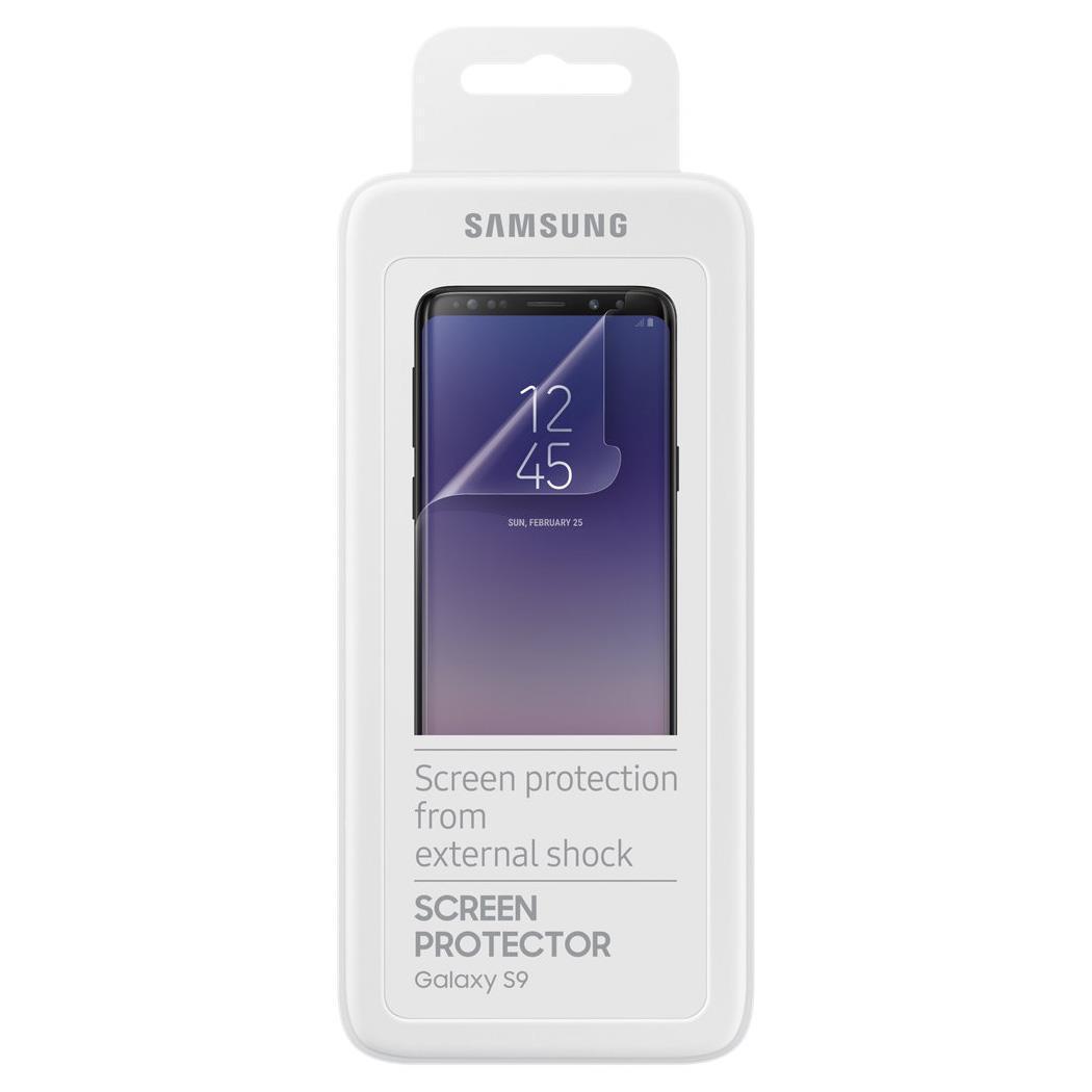 Пленка Samsung Защитная пленка для смартфона Galaxy S9 (G960) Transparent