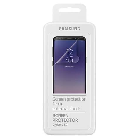 Пленка Samsung Защитная пленка для смартфона Galaxy S9 (G960) Transparent, фото 2