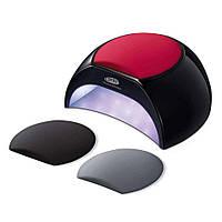 Светодиодный UVLED аппарат 2в1  PNB 48W Ватт черный/ UVLED Lamp 2in1 48W Black