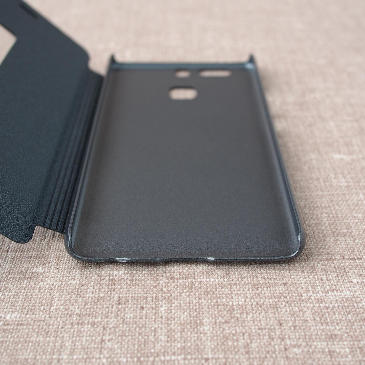 Чехол Nillkin Sparkle Huawei P9 black Для телефона