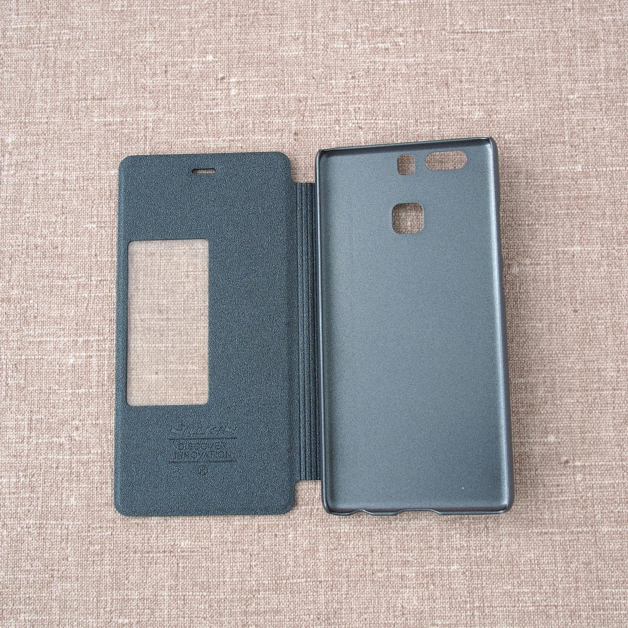 Nillkin Sparkle Huawei P9 black Для телефона