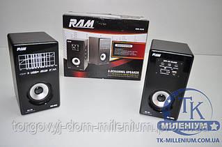 RAM акустика 2и1 RM-999
