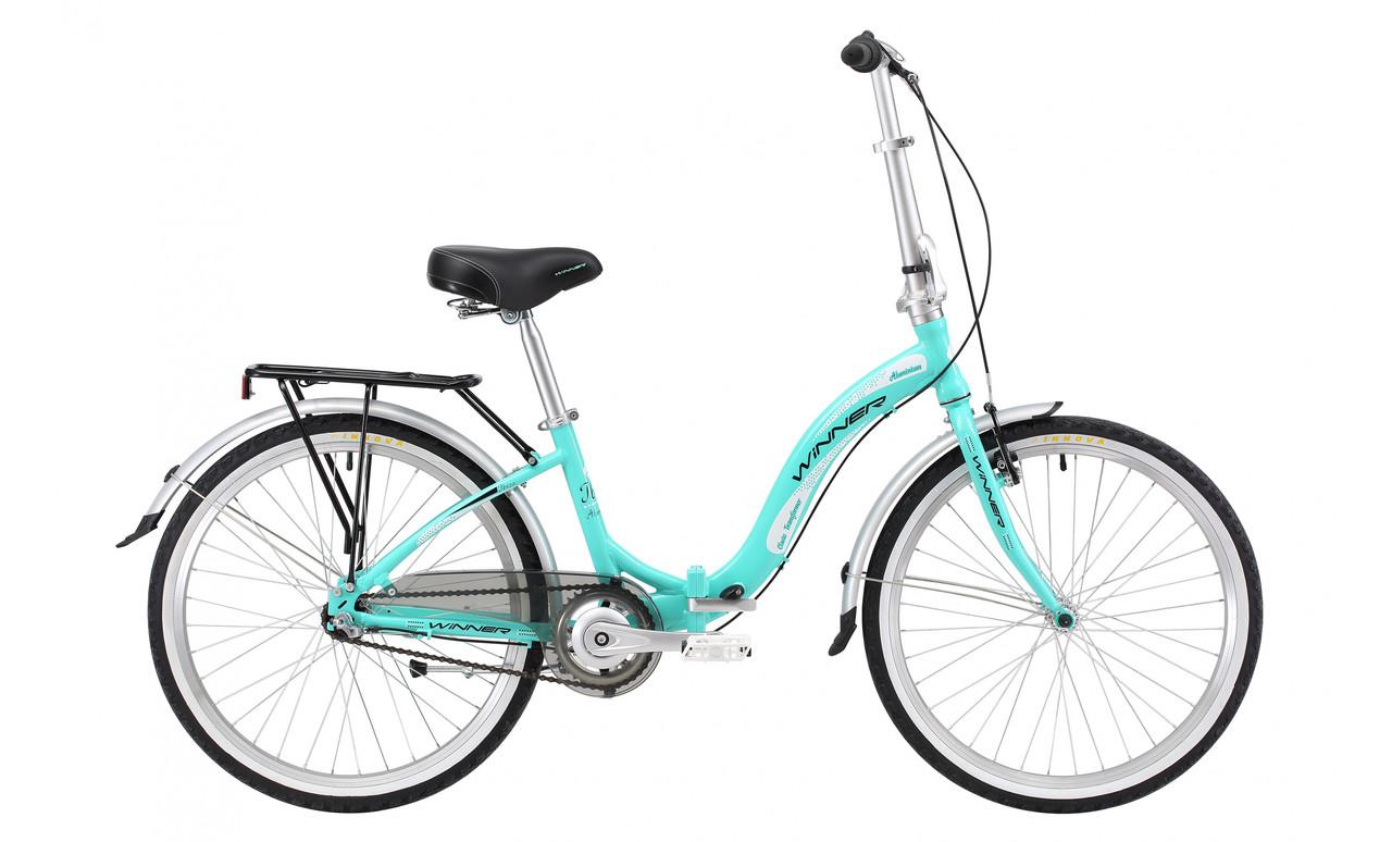 Городской велосипед WINNER IBIZA Складной 24