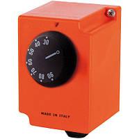 Накладной регулируемый термостат биметаллический сенсор  ICMA Арт. 610