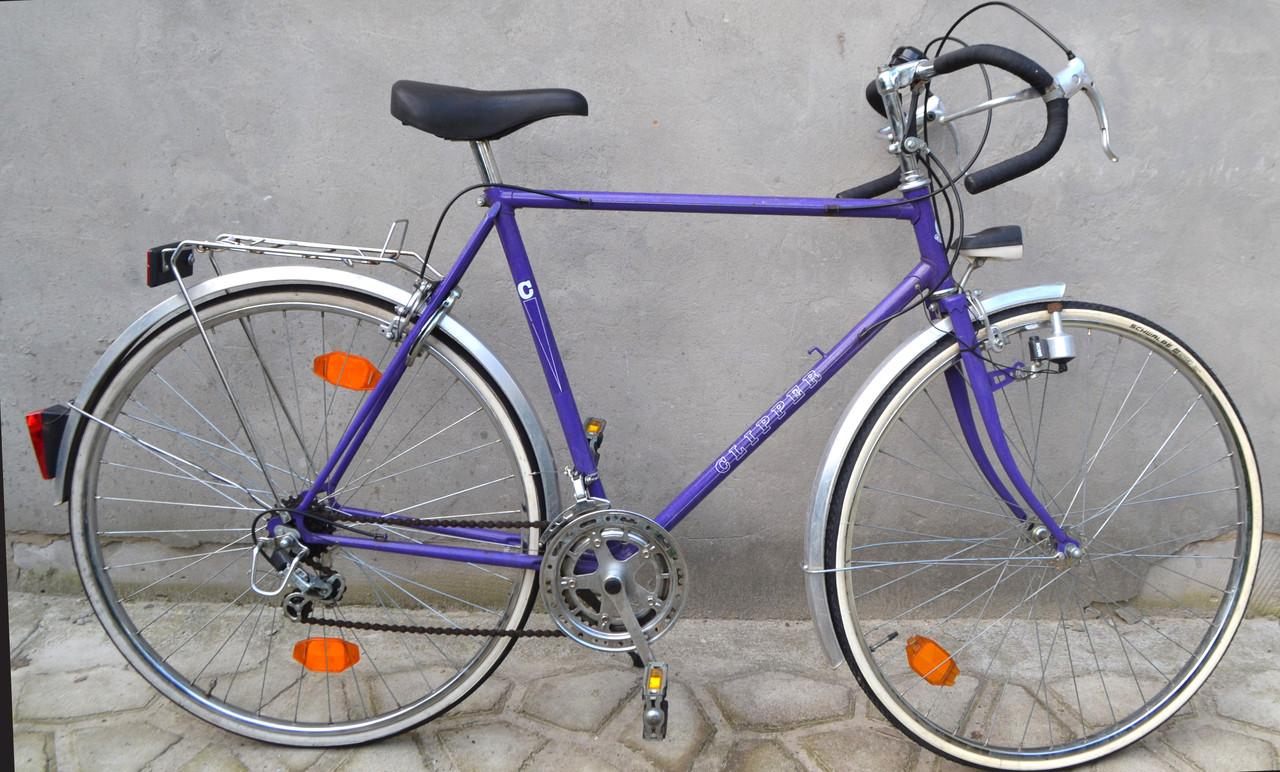 Велосипед шоссейный Clepper, 10 скор, 16.7 кг, С Германии
