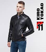 11 Киро Токао | Осенняя куртка для мужчин 4381 черный