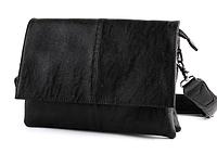 Сумка Fashion горизонтальная черная , фото 1