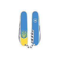 Складной нож Victorinox SPARTAN UKRAINE Vx13603.7R3