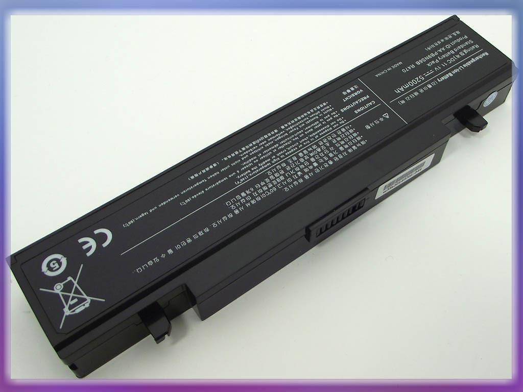 Аккумулятор SAMSUNG R580 (11.1V 5200mAh Samsung Cell) (AA-PB9NS6B)