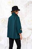 Куртка-ветровка женская демисезонная в 6ти цветах Р-114 50-58 размеры, фото 2